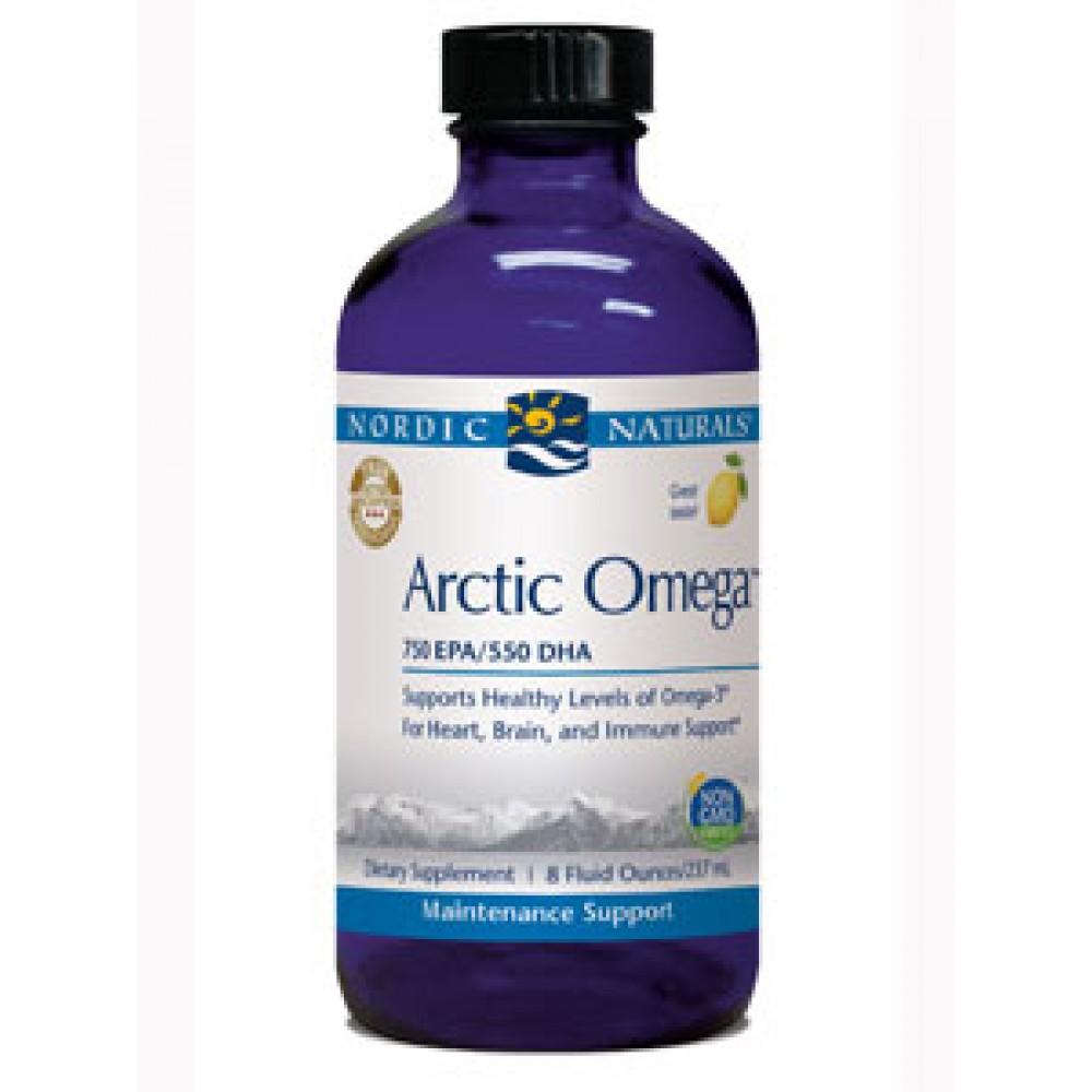 Arctic Omega Lemon 8oz