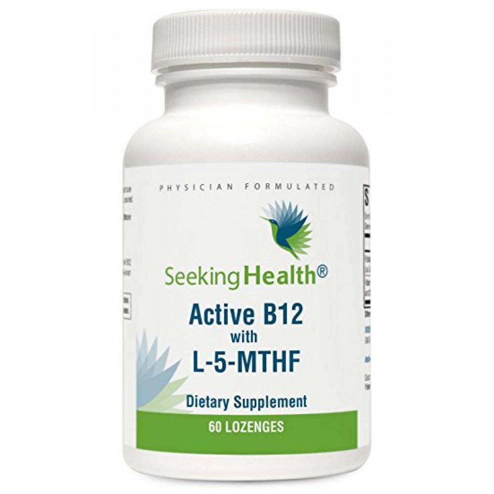 Active B-12 w/ L-5MTHF 60 Loz