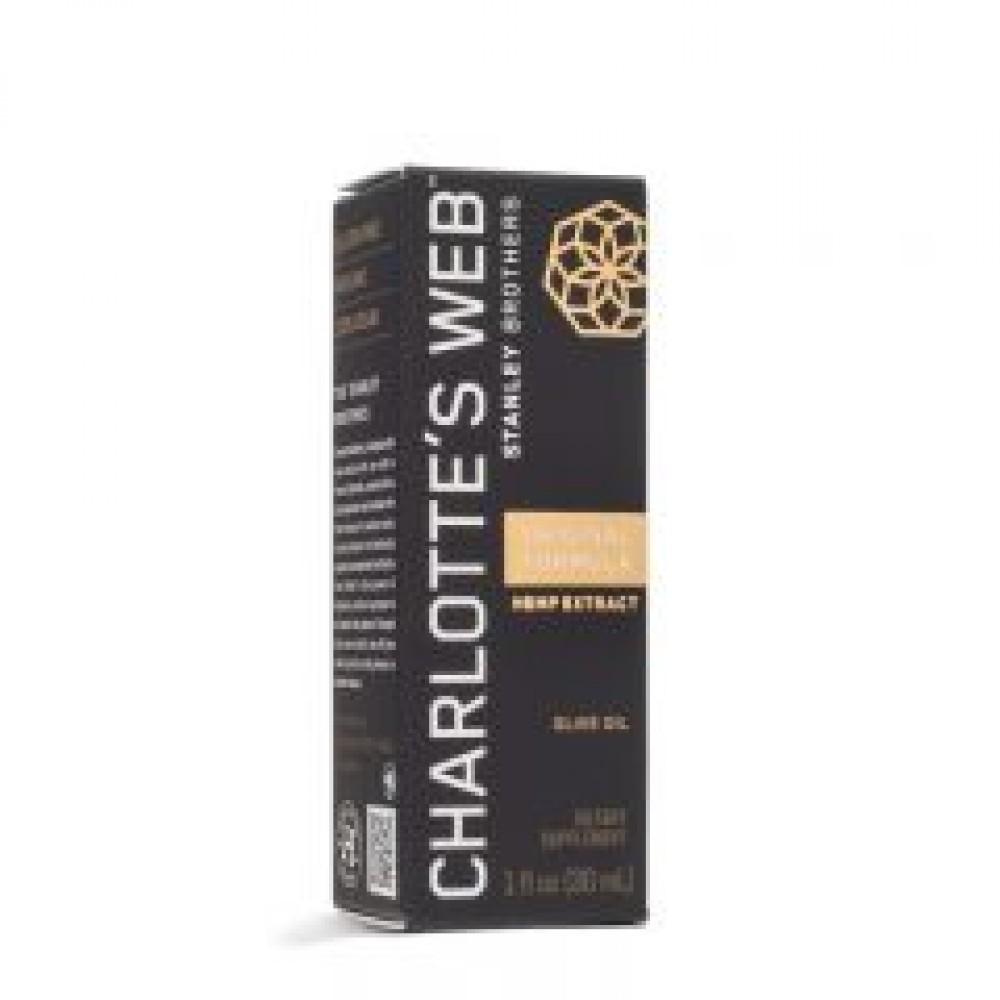 Charlotte's Web 50MG 30ML Olive Oil Tincture