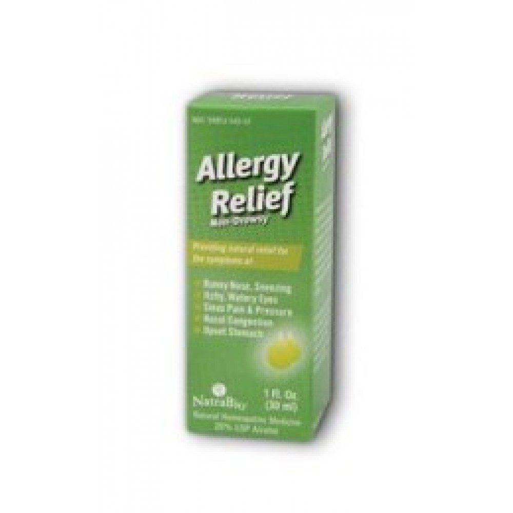 Allergy Relief Unflavored 1 oz