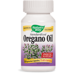 Oregano Oil Standardized 60 caps