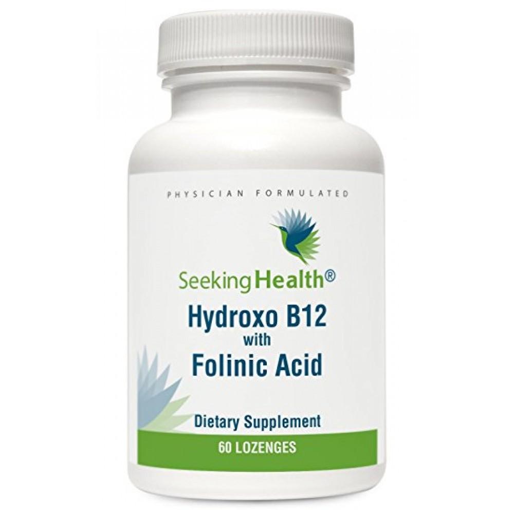 Hydroxo B12 w/ Folinic acid 60 Loz